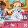 Doc McStuffins Doll Checkup Game Online