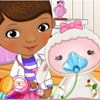 Doc McStuffins Lamb Injury Game Online