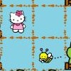 Hello Kitty Bees Game Online