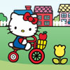 Hello Kitty City Ride Game Online