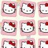 Hello Kitty Memory Game Online