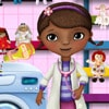 Mcstuffins Washing Dolls Game Online