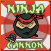 Ninja Cannon Game Online